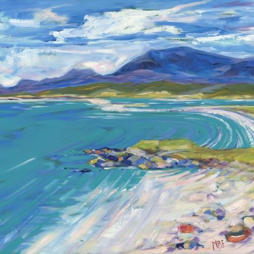 Large Giclée Prints of Scottish Paintings on Fine Art paper